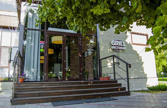GRILL-ресторан Изумруд г. Балаково